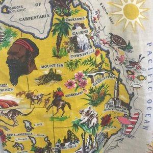 Other - Linen Australia tablecloth